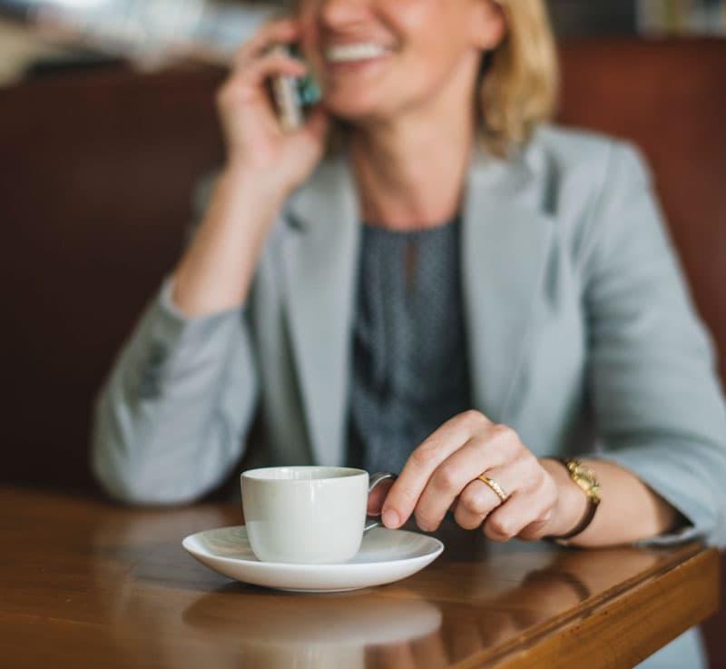 business development contact