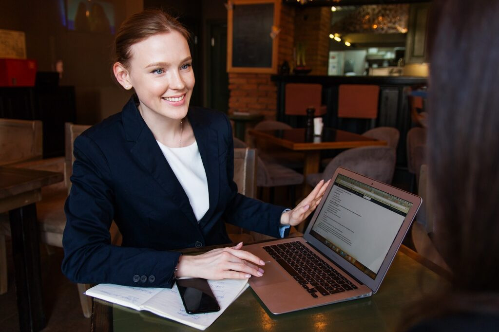 sales manager tips bij aanname